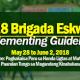 2018 Brigada Eskwela Implementing Guigelines